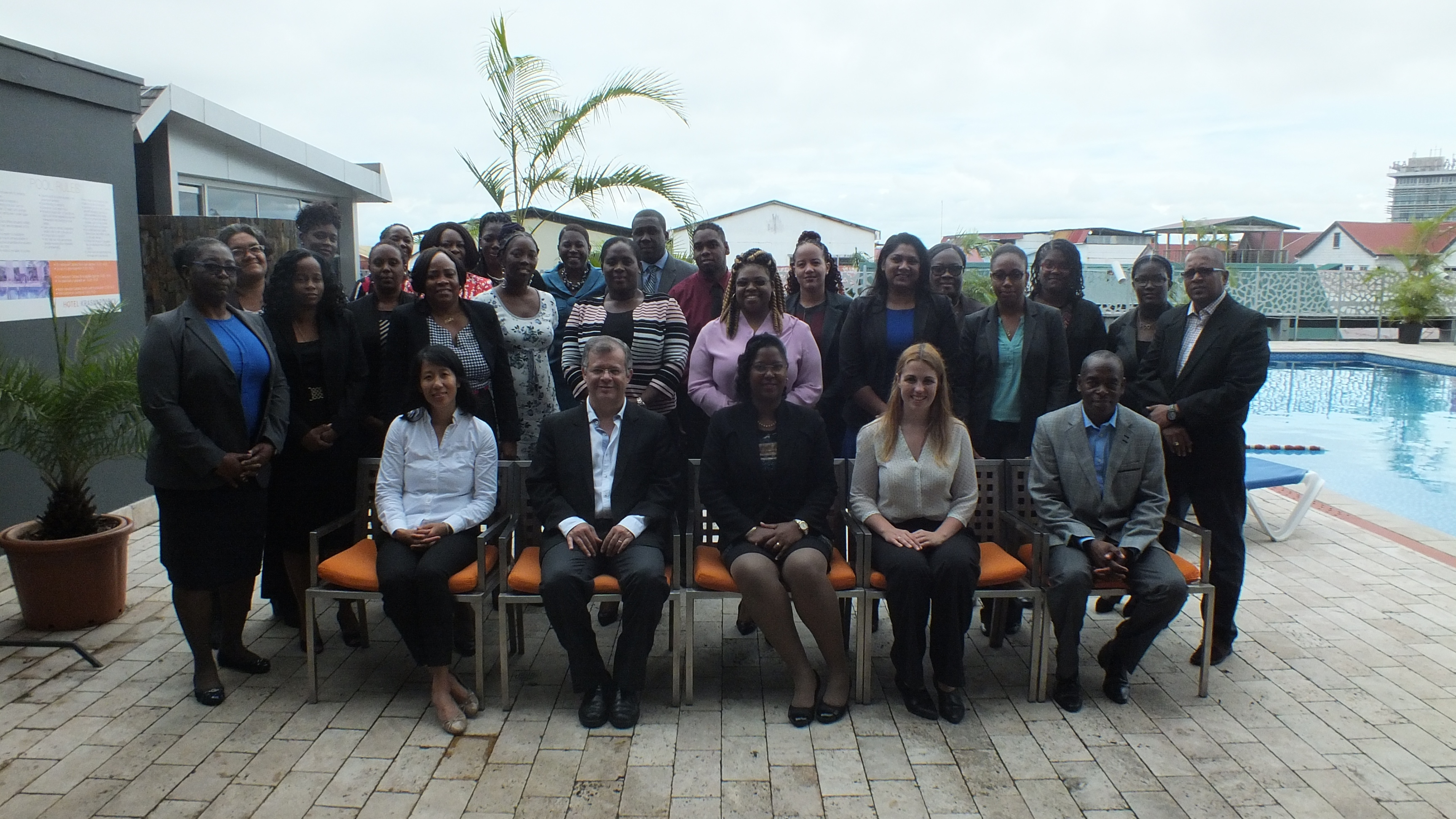 Rekenkamer van Suriname Host Supreme Audit Institution Performance Measurement Framework (SAI PMF) Training